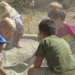 Dino Dig at Discovery Camp